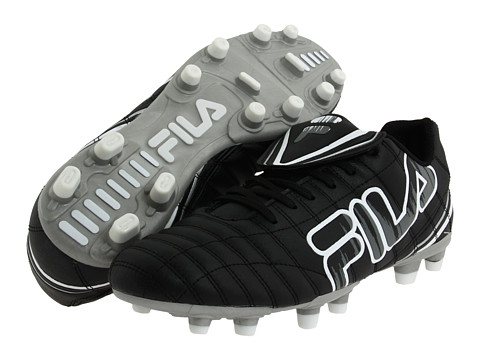 Adidasi Fila - Soundwave - Black/White/Metallic Silver