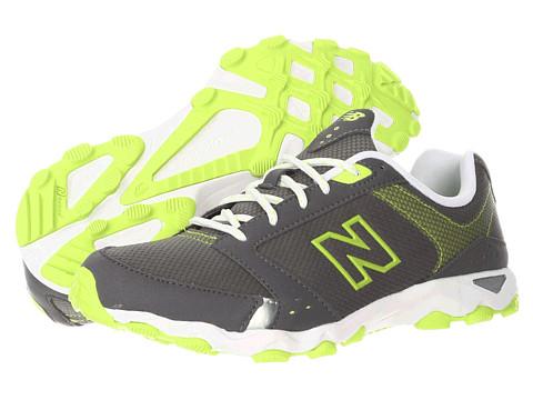 Adidasi New Balance - WL661 - Grey/Neon