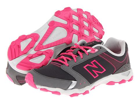 Adidasi New Balance - WL661 - Grey/Pink 2