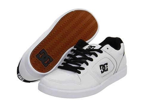 Adidasi DC - Union - White/Black/White