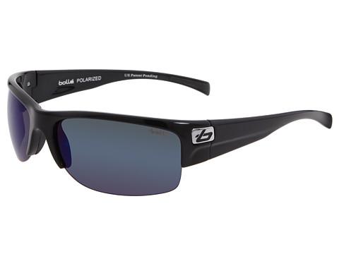Ochelari Bolle - Zander Polarized - Shiny Black/Offshore Blue Polarized Lnes