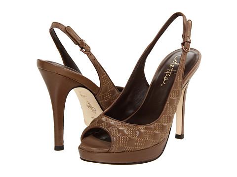 Pantofi Cole Haan - Air Stephanie Quilt Sling - Greige
