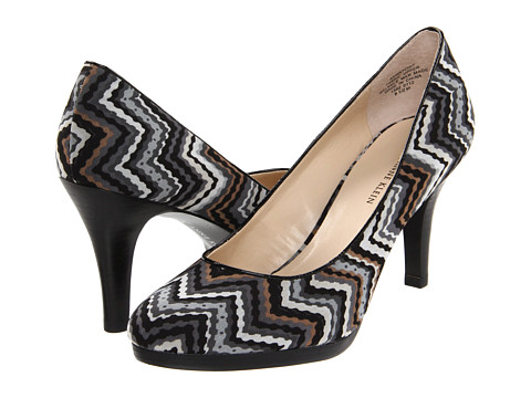 Pantofi Anne Klein - Watchit - Wave Print