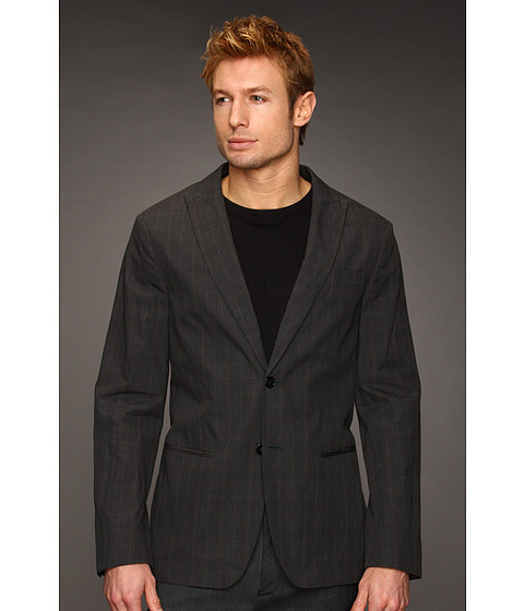 Jachete John Varvatos - 2 Button Soft Jacket - Indigo
