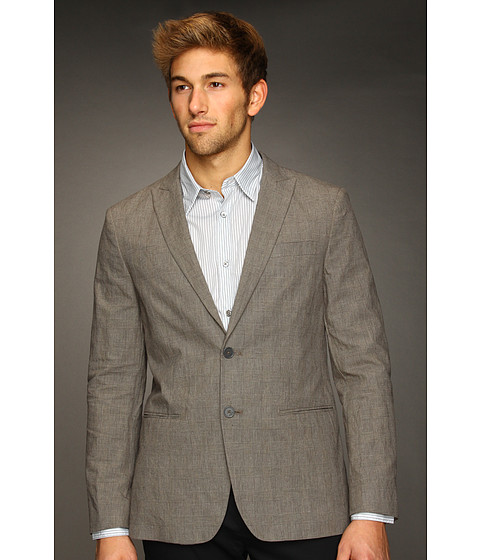 Jachete John Varvatos - 2 Button Soft Jacket - Clay