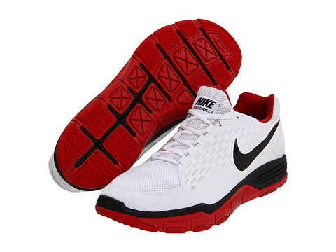 Adidasi Nike - Free Xilla TR - White/Sport Red/Black