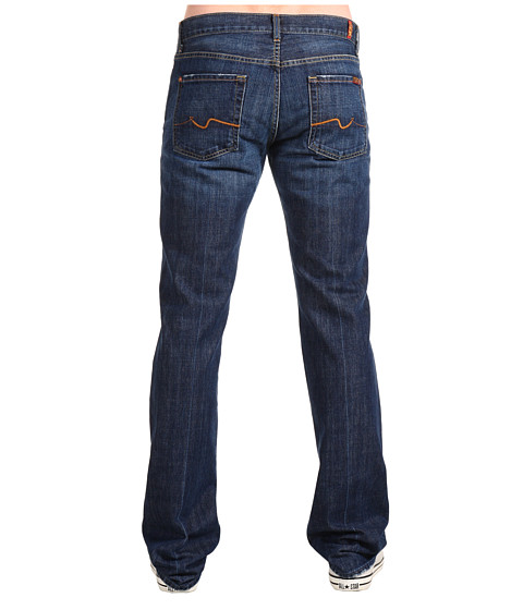 "Blugi 7 For All Mankind - Standard 36"" Long in New York Dark - New York Dark"