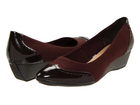 Pantofi Circa Joan & David - Yolata - Dark Brown/Dark Brown Fabric