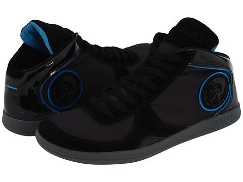 Adidasi Diesel - Wanted - Tell - 10 - Methyl Blue/Black