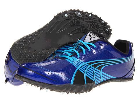 Adidasi PUMA - Complete TFX Sprint 3 - Monaco Blue/Hawaiian Ocean/Black