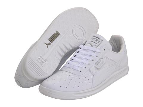 Adidasi PUMA - G. Vilas L2 - White/Metallic Silver
