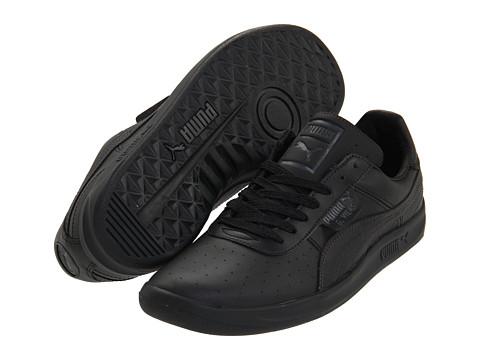 Adidasi PUMA - G. Vilas L2 - Black/Dark Shadow