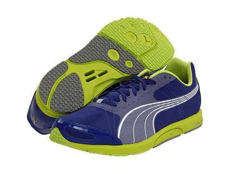 Adidasi PUMA - Bolt Faas 200 - Mazarine Blue/White/Lime Punch