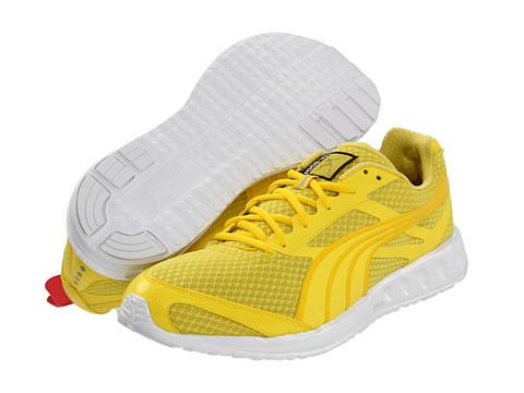 Adidasi PUMA - Bolt Faas 400 - Buttercup/White