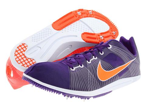 Adidasi Nike - Zoom Matumbo - Total Orange/White/Varsity Purple