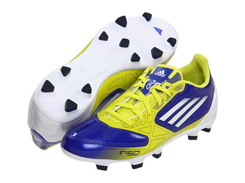 Adidasi adidas - F10 TRX FG W - Lab Blue/Running White/Lab Lime