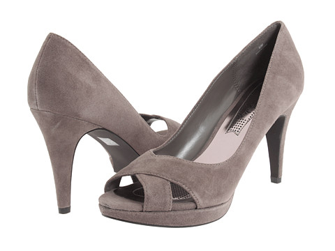 Pantofi Brigitte Bailey - Juliet - Grey Kid Suede