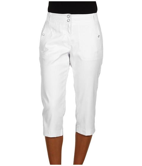Pantaloni DKNY - Kayla 28.5in. Capri - Sugar White