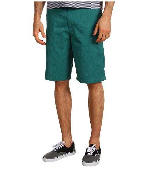 Pantaloni Volcom - Relaxed Fit Frickin Too Chino Short - Strobe Green
