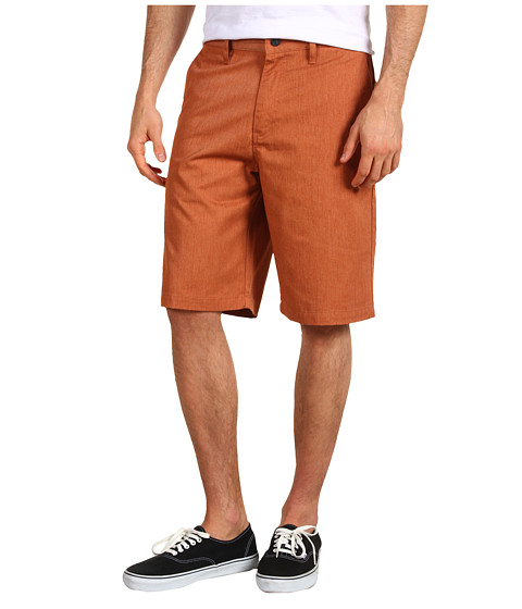 Pantaloni Volcom - Relaxed Fit Frickin Too Chino Short - Copper