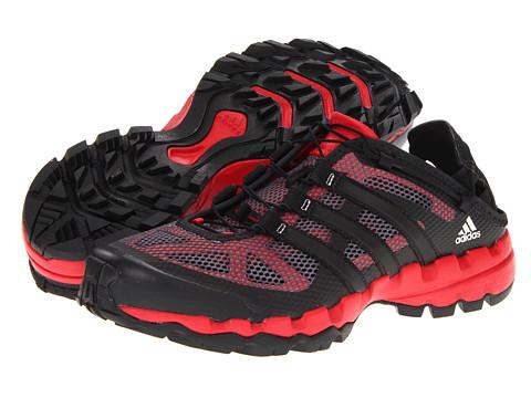 Adidasi adidas - Hydroterra Shandal - Sharp Grey/Black/Vivid Red