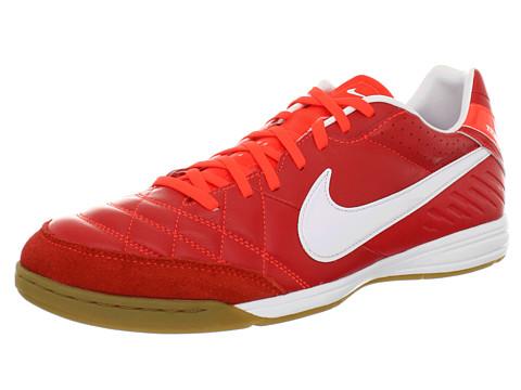 Adidasi Nike - Tiempo Mystic IV IC - Sunburst/Total Crimson/White