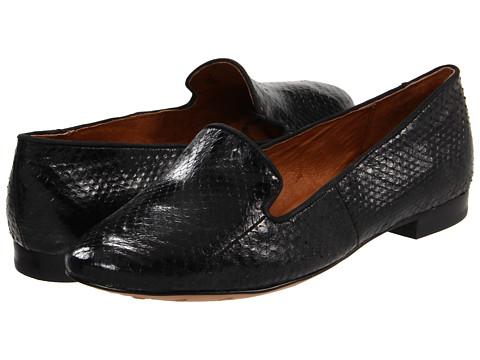 Pantofi Sam Edelman - Alvin - Black Waxy Snake