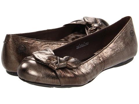 Balerini Born - Molly - Tartufo Metallic/Pewter Leather