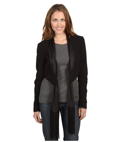 Jachete BCBGeneration - Scarf Jacket - Black