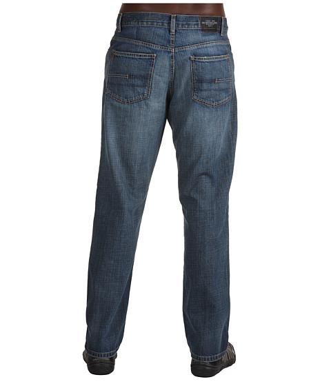 Pantaloni Calvin Klein - Chromium Relaxed Straight Leg - Medium Wash