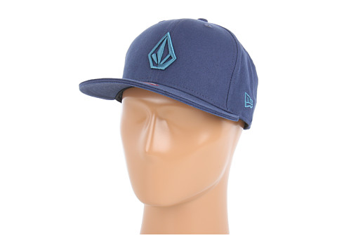 Sepci Volcom - NE Full Stone 59Fifty Adjustable - Navy Paint