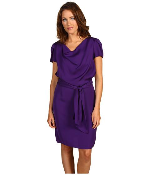Rochii Elie Tahari - Delaney Dress - Royal Purple