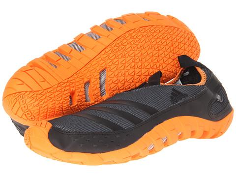 Adidasi adidas - Jawpaw II - Lead/Black/Solar Zest