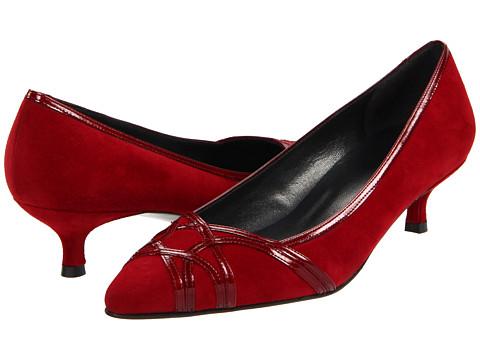 Pantofi Stuart Weitzman - Arcor - Scarlet Suede