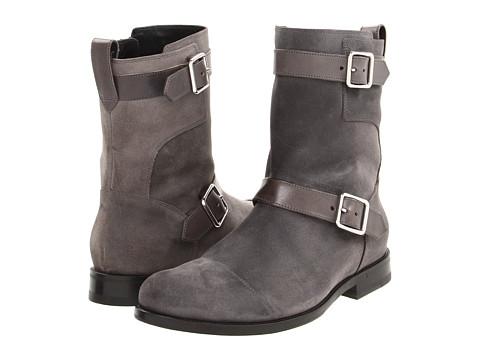 Ghete Cole Haan - Air Sutton Strap Boot - Grey Suede