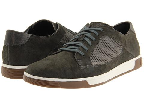 Adidasi Cole Haan - Air Quincy Lace Oxford - Dark Grey Suede