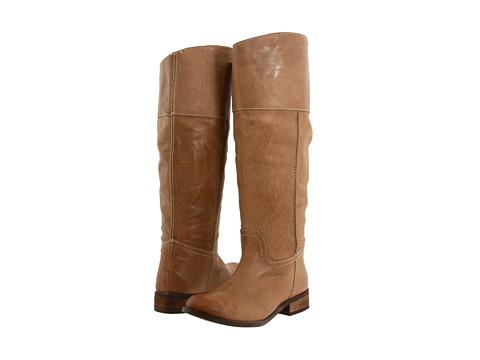 Cizme MIA - Xara - Natural Leather