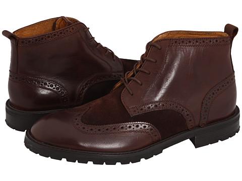 Ghete Florsheim - Gaffney Limited - Brown Leather w/Suede