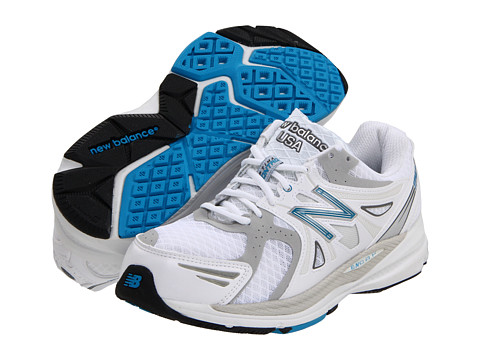 Adidasi New Balance - W1140 - White/Blue