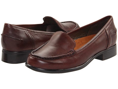 Balerini Hush Puppies - Blondelle - Dark Brown Leather