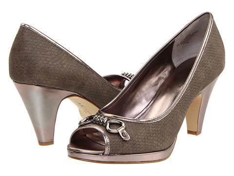Pantofi Anne Klein - Eston - Taupe Snake