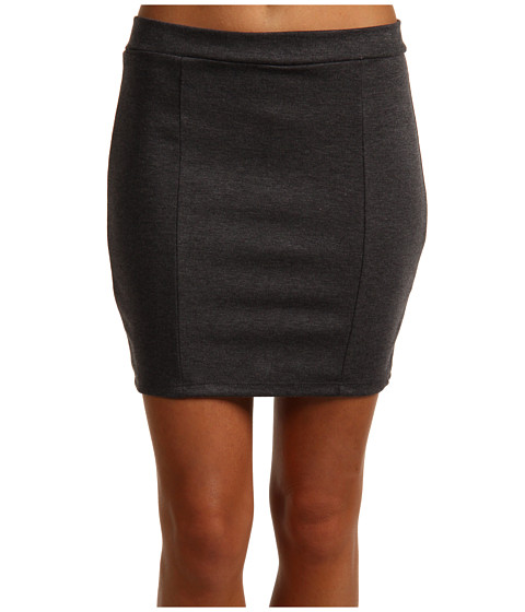 Pantaloni Gabriella Rocha - Serena Front Seam Skirt - Charcoal