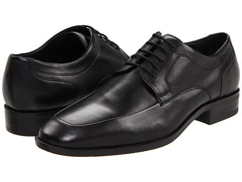 Pantofi Cole Haan - Air Kilgore Apron Oxford - Black Nappa