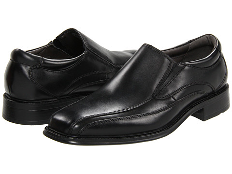 Pantofi Dockers - Franchise - Black Polished Leather