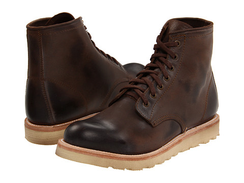 Ghete Steve Madden - Vantage - Brown Leather