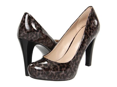 Pantofi Franco Sarto - Cicero - Grey Leopard Patent