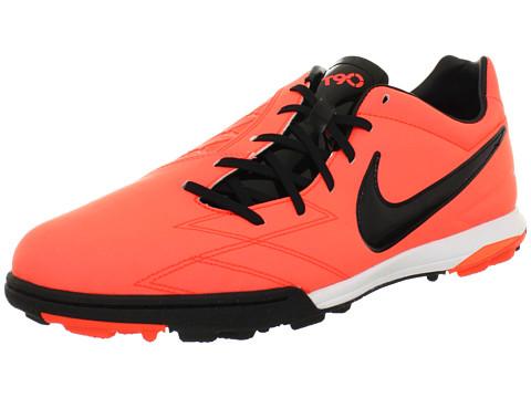 Adidasi Nike - T90 Shoot IV TF - Bright Mango/Total Crimson/White/Black
