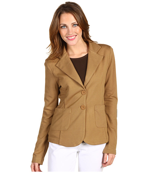 Jachete Brigitte Bailey - Maude Blazer - Camel/Brown Patch