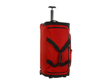 Genti de voiaj Victorinox - Werks Travelerâ⢠4.0 - WT Wheeled Duffel - Red/Black