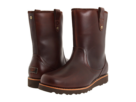 Ghete UGG - Stoneman - Chocolate Leather